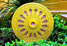 Free Rowel Buddhism Stock Photography - 30574192