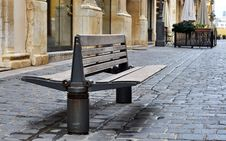 Free An Empty Sitting Place Royalty Free Stock Photo - 30575855