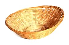 Free Another Straw Basket Royalty Free Stock Images - 30576069