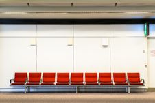 Free Waiting Area Stock Photography - 30577292