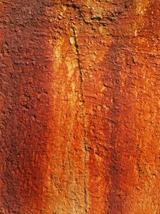 Free Rusty Wall Royalty Free Stock Photo - 30579095