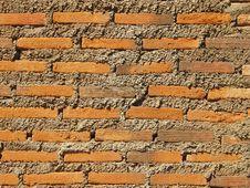 Brick And Concrete Stock Image
