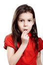 Free Candy Girl Stock Photography - 30584832