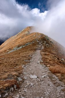 Free Mountains Of Slovakia Royalty Free Stock Images - 30580279