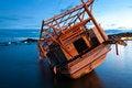 Free Old Boat, Rayong, Thailand Stock Photo - 30591250