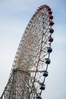 Free Ferris Wheel Royalty Free Stock Photo - 30591435