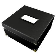 Free Black Box Stock Images - 30596064