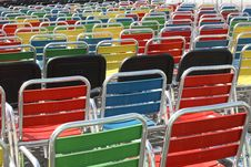 Free Color Chairs Stock Images - 30596254