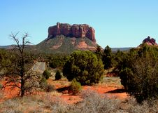 Free Red Rocks Of Sedona Royalty Free Stock Images - 3060329