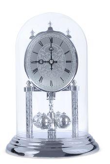 Free Silver Clock Stock Photos - 3060623