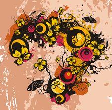 Free Exquisite Illustration Series Stock Images - 3061264