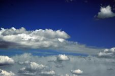 Free Nice Summer Clouds Stock Photo - 3061780