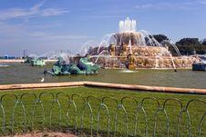 Free Bundy Fountain Stock Photo - 3062290