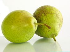 Free Two Pears Stock Photo - 3063740