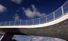 Free Modern Bridge Royalty Free Stock Photo - 3064215