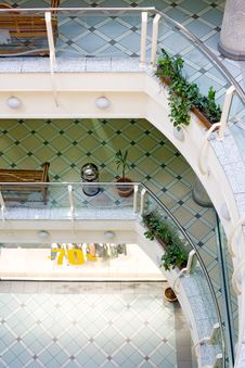 Free Multilevel Shopping Mall Stock Images - 3064364