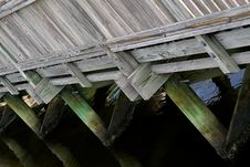 Free Wooden Bridge Stock Images - 3064494