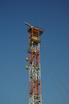 Free Communication Tower Royalty Free Stock Images - 3064959