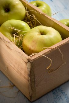 Free Green Apples Stock Photography - 3065082