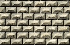 Free Stone Wall Florentine Style Stock Images - 3065094