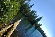 Free Mountain Lake Stock Image - 3065871