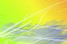 Free Waves Lining Royalty Free Stock Image - 3066096