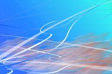 Free Waves Lining Royalty Free Stock Image - 3066106