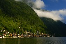 Free Alpine Village Stock Images - 3066264