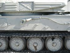 Free Military Tank Royalty Free Stock Photography - 3066947