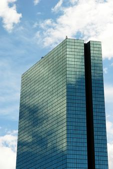 Free Boston Back Bay Building Stock Photo - 3067330