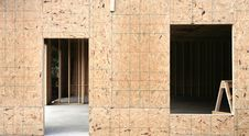 Free Plywood Construction Stock Photography - 3067782