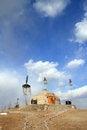 Free Yurt In Inner Mongolia China Stock Photography - 30601682
