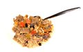 Free Cereal With A Spoon Royalty Free Stock Images - 30604629