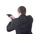 Free Professional Man With Gun Stock Photos - 30605863