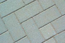 Free Gray Paving Bricks Stock Photos - 30601323