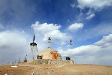 Free Yurt In Inner Mongolia China Stock Photo - 30601360