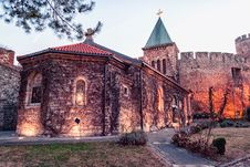 Free Ruzica Church Kalemegdan Belgrade Stock Photos - 30609813