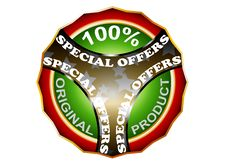 Free Special Offers Label Royalty Free Stock Images - 30609819