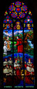 Free The Stained Glass Window Stock Images - 30612304