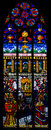 Free The Stained Glass Window Royalty Free Stock Photo - 30612315