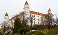 Free Bratislava Castle Stock Photography - 30612502