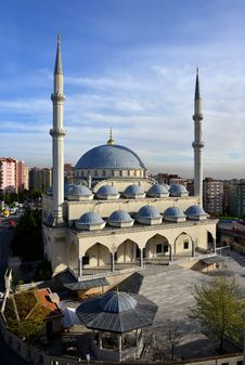 Free Tunahan Mosque, Istanbul, Turkey Stock Photo - 30616840