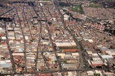 Free Aerial Mexico City View Stock Photos - 30618063