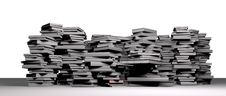 Free Book Pile Stock Photography - 30623542