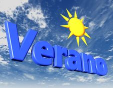 Free Verano Stock Images - 30633034