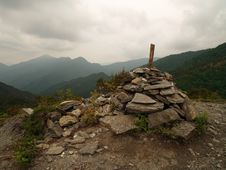 Free Mountain Top In Japan Stock Photos - 30634183