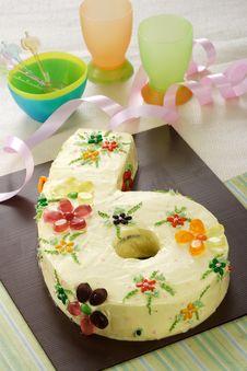 Free Birthday Cake Stock Images - 30634444