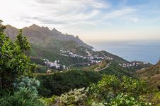 Free Landscape Of Tenerife Royalty Free Stock Photo - 30634575