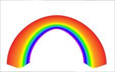 Free Rainbow Royalty Free Stock Photography - 30636377