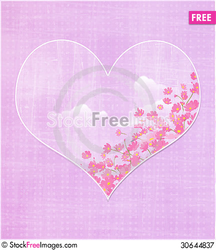 Free Greeting Card Royalty Free Stock Photography - 30644837